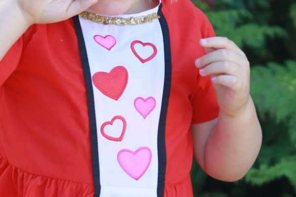 Queen of Hearts Dress (2)