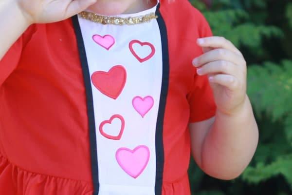 Queen of Hearts Dress (2)