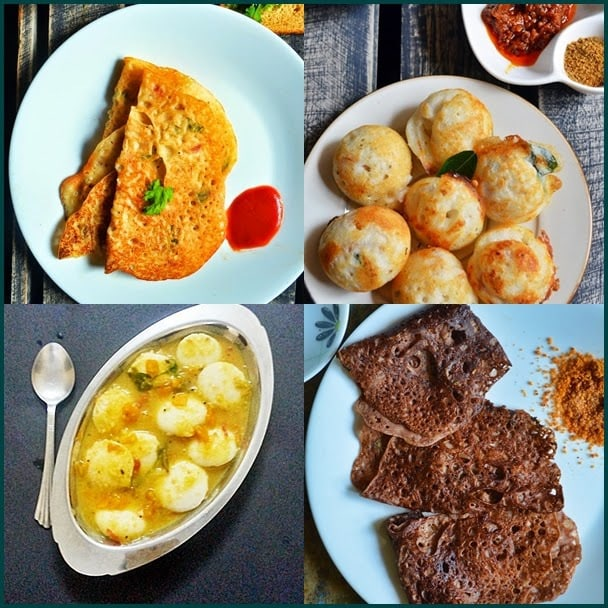10 easy Indian breakfast recipes   10 tasty and healthy ...