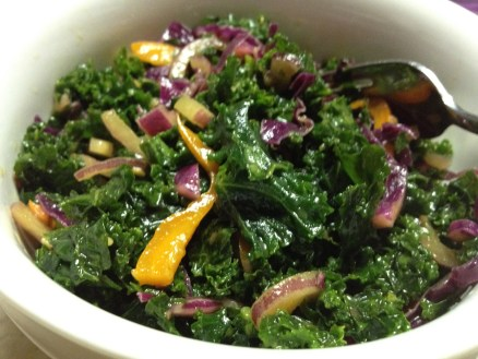 Umami Kale Salad