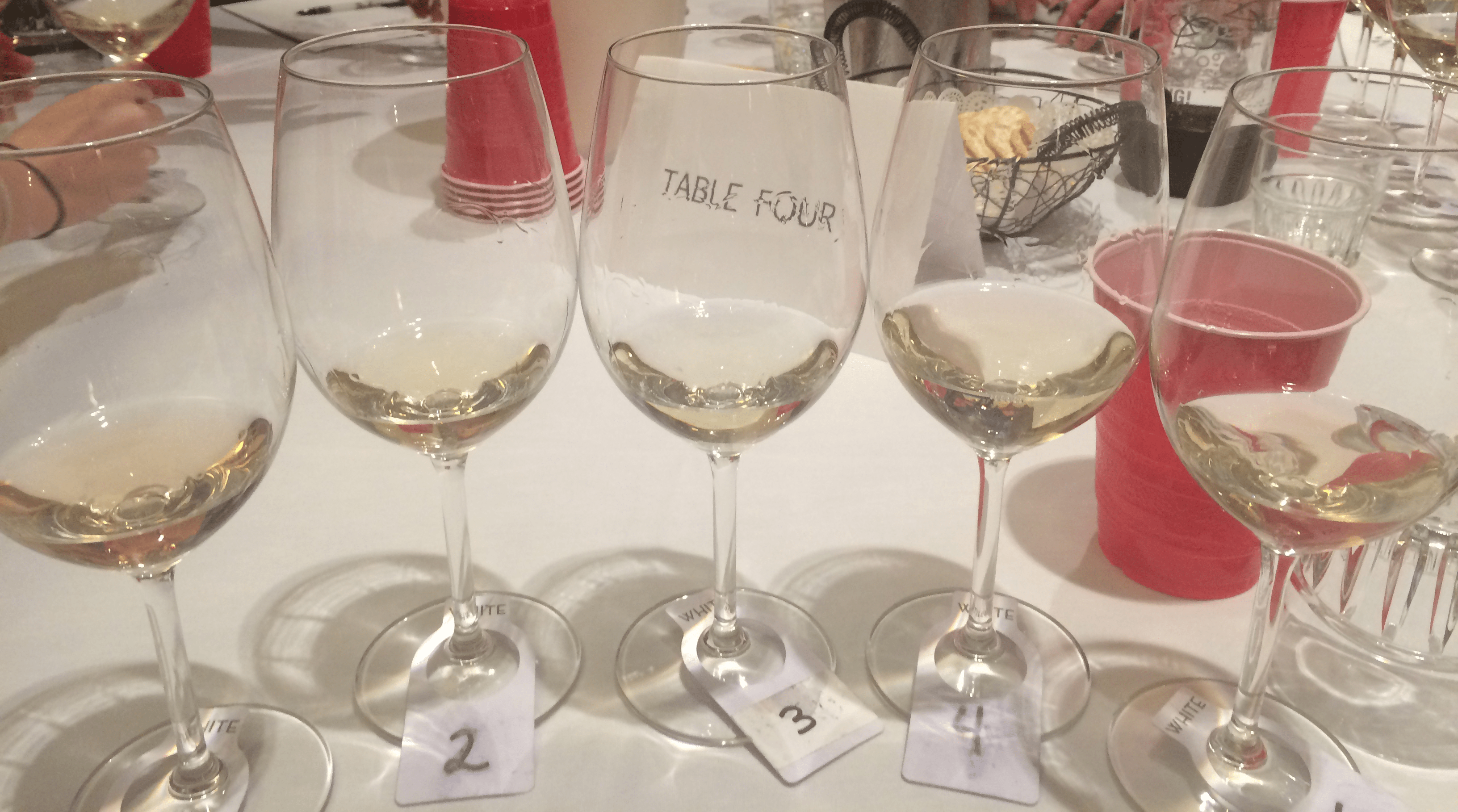 Flight 2- Aromatic Whites - dry