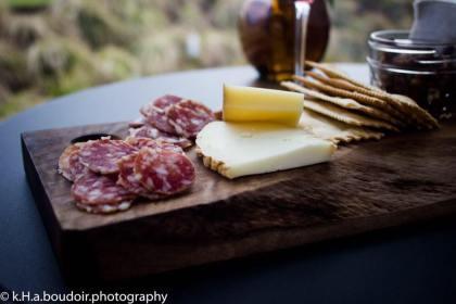 cheese-board