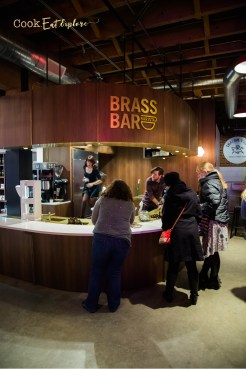 Brass Bar Coffee