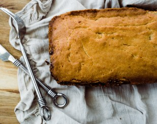 Food Photography :: Almond Pound Cake
