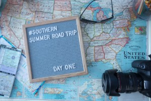 Southern Summer Road Trip – Day One