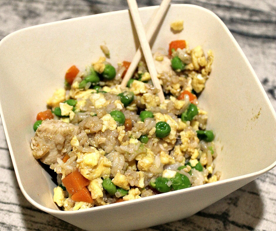 Weight Watchers Chicken Fried Rice and Bamboo Style's Premium Review-chicken weight watchers recipes-chicken weight watchers-chicken weight watchers recipes easy-chicken weight watchers recipes crockpot-chicken weight watchers meals