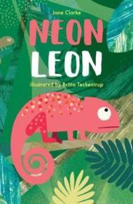 Neon Leon - Jane Clarke