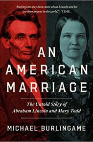 An American Marriage - Michael Burlingame