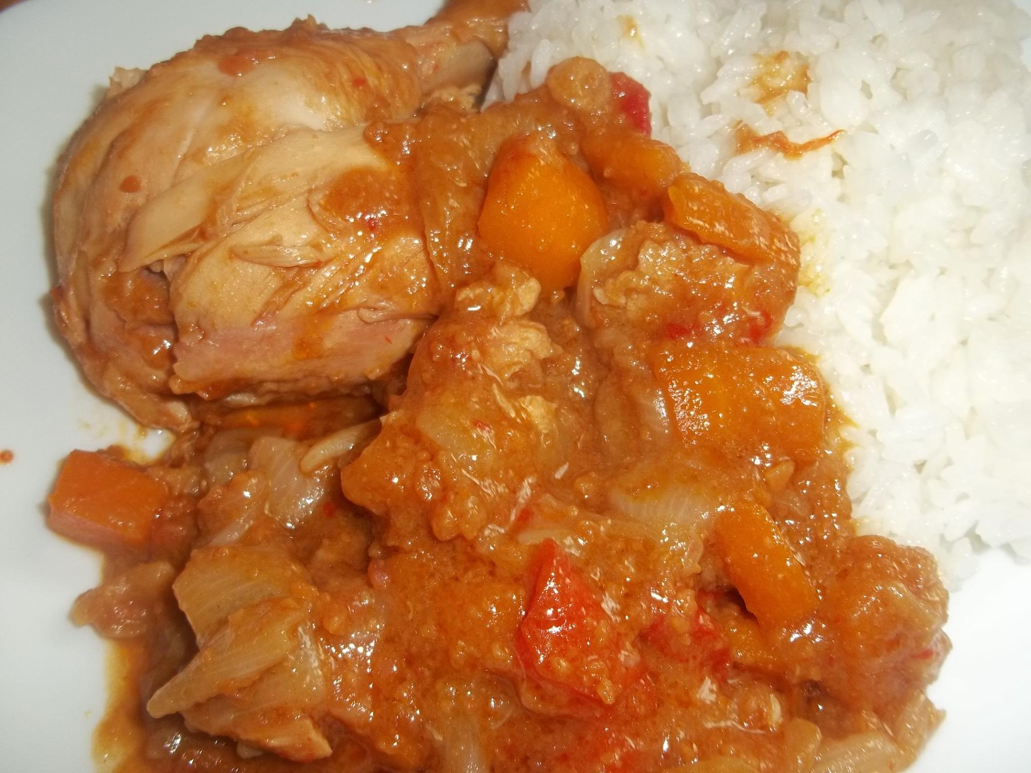 Maf de poulet recettes cookeo - Comment cuisiner poulet fume ...