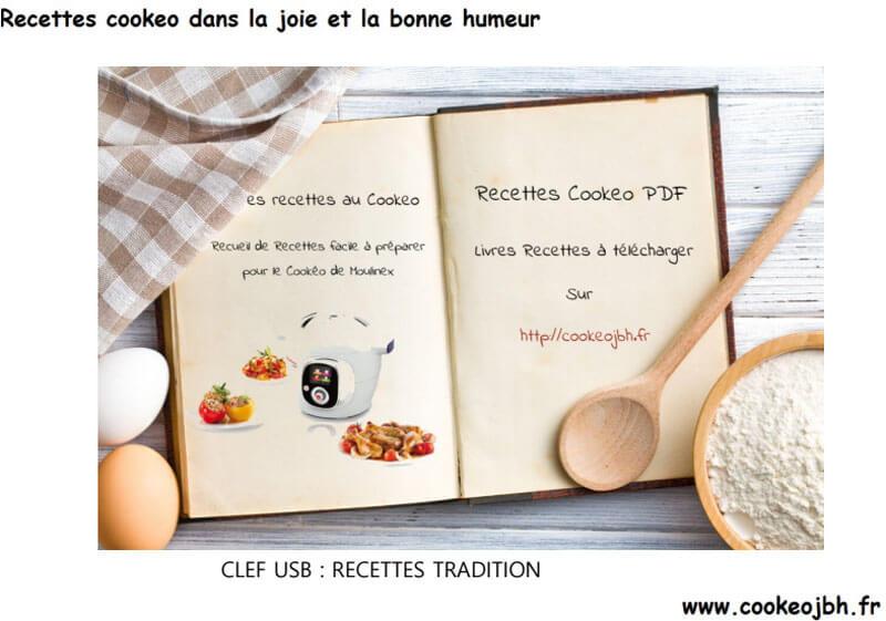 Livres De Recettes Cookeo Inedits Pdf Recettes Cookeorecettes