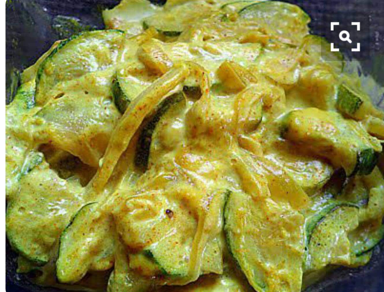Courgettes Curry Coco Recettes Cookeo