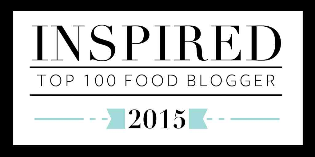 Inspired's Top 100 Food Blogs