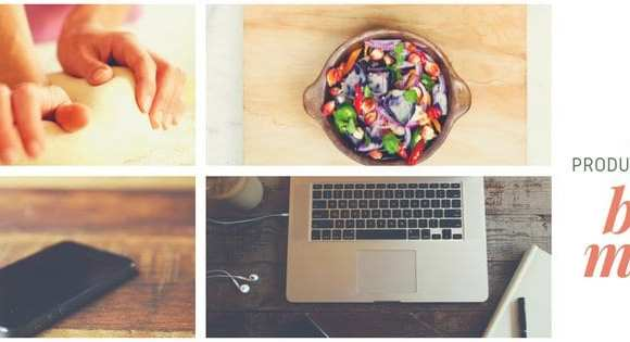 5 productivity hacks for busy mums