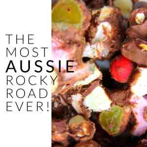 THE MOST AUSSIE ROCKY ROAD EVER SOCIAL