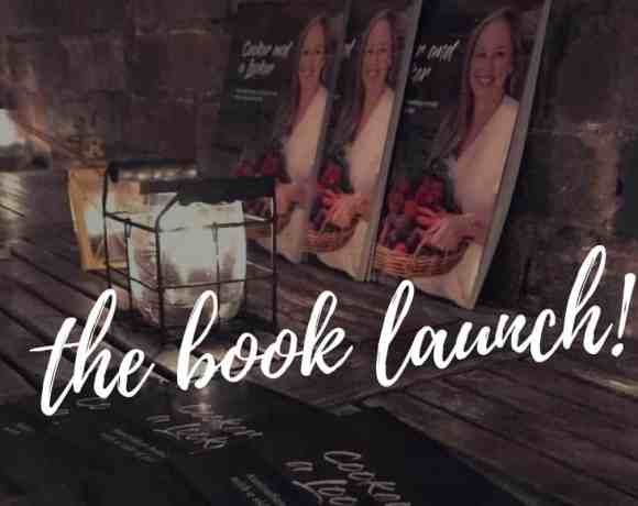 the book launch