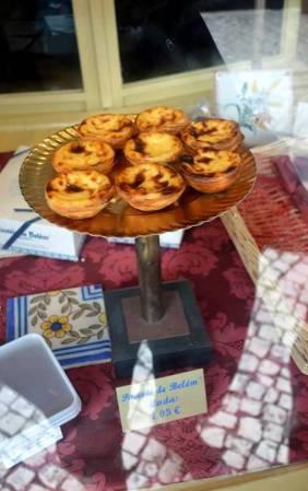 Les pastéis de Bélem