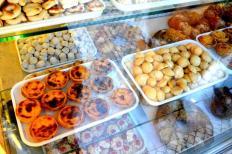 Pastéis de nata et autres friandises portugaises...