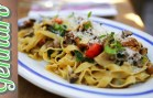 Wild Mushroom Tagliatelle with Gennaro – Recipes