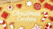 Christmas Cookies Recipe – Cooking Videos.