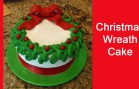 Christmas Wreath Cake – Christmas Cakes.