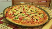 Homemade Pizza – Cooking Videos.