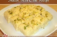 Indian Milk Cake – Cooking Recipes.
