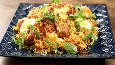 Homemade Chicken Biryani – Ramadan Special Biryani Recipe