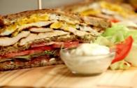 Ultimate Club Sandwich – BLT Sandwich Recipe