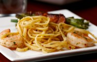 3 – Course Shrimp Scampi Dinner