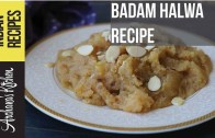 Badam Halwa Recipe – Sweet Recipes by Archana's Kitchen