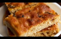 Basil focaccia recipe – How to make basil focaccia bread recipe