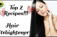 DIY Hair Straightener