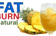 Fat Burning Smoothies at Natural Ways – Pineapple Smoothie for Fat Burning