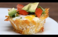 Hash Brown Breakfast Cups