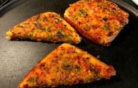 Instant Rava Toast Recipe – Crispy  Suji Bread Toast – Semolina  Toast