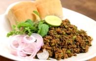 Kheema Pav Recipe – Indian Style Minced Meat/Mutton Keema – The Bombay Chef – Varun Inamdar