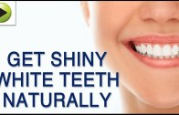 Natural Home Remedies for Shiny White Teeth