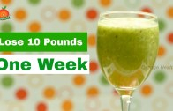 Quick Weight Loss Natural – Lose 10 Lbs One Week