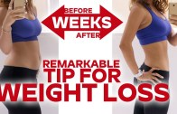Remarkable Weight Loss – Aloe For Fat Burning