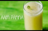 Aam panna recipe – How to make aam panna recipe with roasted mangoes