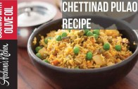 Chettinad Vegetable Pulao Recipe – Roz Ka Khana With Figaro Olive Oil