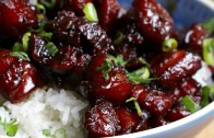 Chinese – Style Glazed Pork Belly