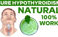 Cure Hypothyroidism at Home – Benefits of Wheat Grass Juice