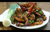 How To Make Prawns Stir Fry – Prawns Stir Fry Recipe – The Bombay Chef – Varun Inamdar