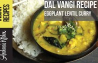 Maharashtrian Dal Vangi – Eggplant Lentil Cury – Indian Recipes by Archanas Kitchen