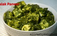 Palak Paneer – Cottage Cheese in Spinach Gravy – Easy Palak Paneer Recipe