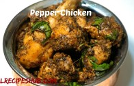Pepper Chicken dry – Chettinad Pepper Chicken – How to make pepper chicken