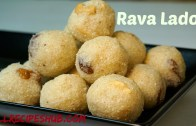 Rava ladoo recipe – How to make rava laddu – Easy Rava ladoo