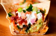 Seven – Layer Dip Cups