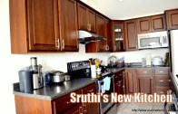 Sruthi's New Kitchen